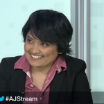 Prerna Lal on Al-Jazeera, Dec 2013