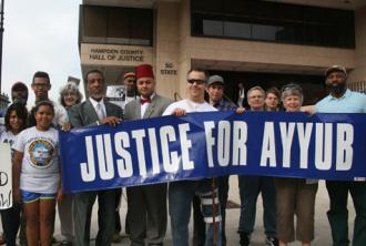 Justice for Ayyub-a