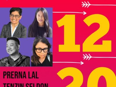 Prerna Lal, Ainee Athar, Tony Choi, Tenzin Sheldon